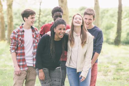Imatge adolescents